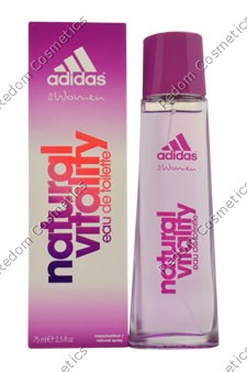 Adidas natural vitality women woda toaletowa 75 ml spray