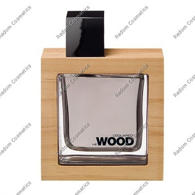 Dsquared he wood pour homme woda toaletowa 100 ml spray bez opakowania