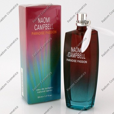 Naomi campbell paradise passion women woda toaletowa 50 ml spray