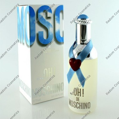 Moschino oh! de moschino woda toaletowa 75 ml spray
