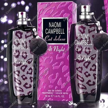 Naomi campbell cat deluxe at night woda toaletowa 50 ml spray