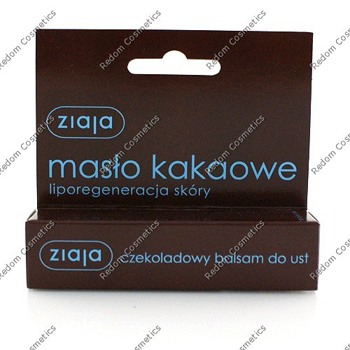 Ziaja balsam do ust mas�o kakaowe 10 ml