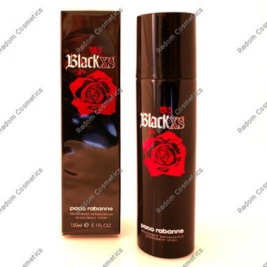 Paco rabanne black xs for femme dezodorant 150 ml spray