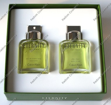 Calvin klein eternity men woda toaletowa 100 ml + woda po goleniu 100 ml