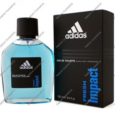 Adidas fresh impact woda toaletowa 100 ml spray