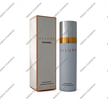 Chanel allure women dezodorant 100 ml atomizer