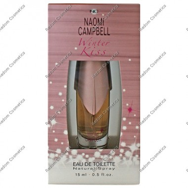Naomi campbell winer kiss woda toaletowa 15 ml spray
