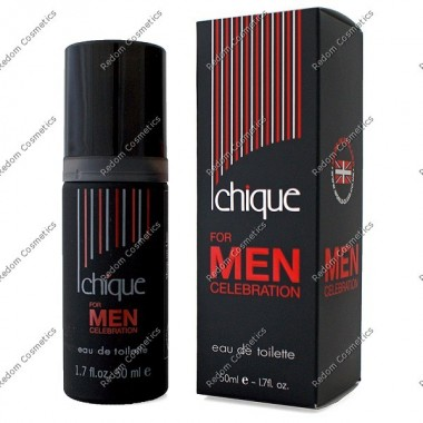 Chique men celebration woda toaletowa 50 ml spray