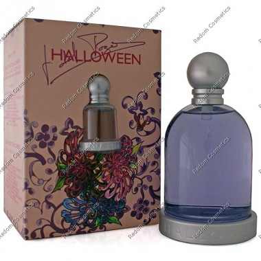 Jesus del pozo halloween woda toaletowa 100 ml spray + woda toaletowa 4 ml