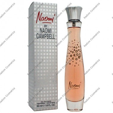 Naomi campbell by naomi woda toaletowa 50 ml spray