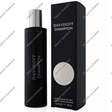 Davidoff champion men woda po goleniu 90 ml
