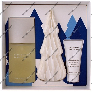 Issey miyake l eau dissey men woda toaletowa 125ml spray + balsam po goleniu 50ml