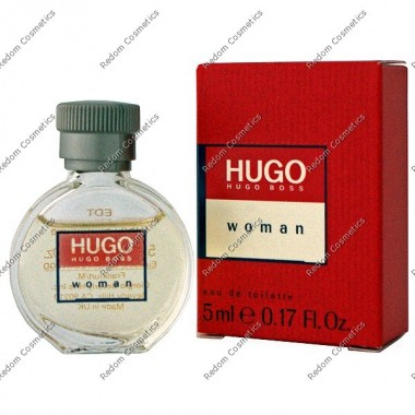 Hugo boss red woman woda toaletowa 5 ml