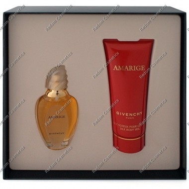 Givenchy amarige women woda toaletowa 30 ml spray + balsam do ciaŁa 100 ml