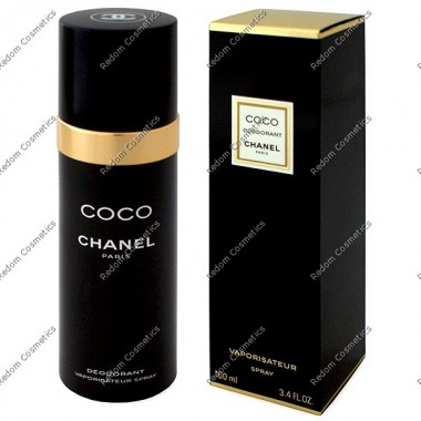 Chanel coco dezodorant 100 ml atomizer