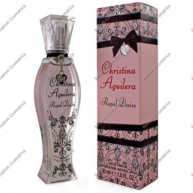 Christina aguilera royal desire women woda perfumowana 30 ml spray