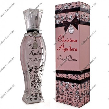 Christina aguilera royal desire women woda perfumowana 50 ml spray