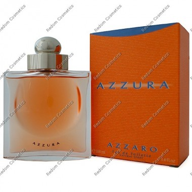 Azzaro azzura women woda toaletowa 100 ml spray
