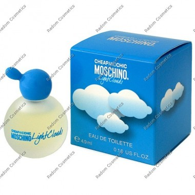Moschino cheap & chic light clouds woda toaletowa 4,9 ml