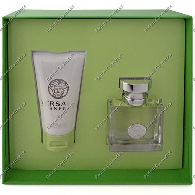 Versace versense woda toaletowa 30 ml spray + balsam do ciaŁa 50 ml