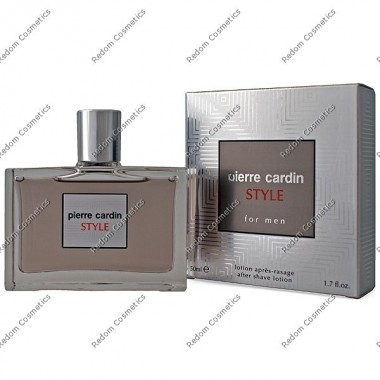 Pierre cardin style men woda po goleniu 50 ml