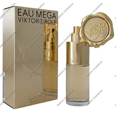 Viktor & rolf eau mega women woda perfumowana 50 ml spray