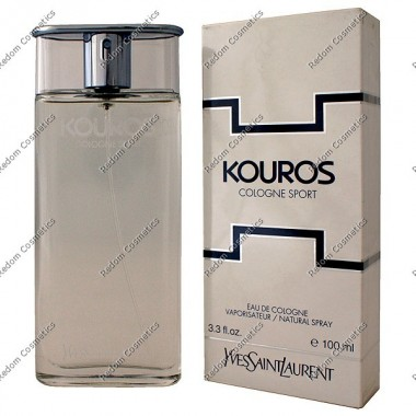Yves saint laurent kouros cologne sport men woda koloŃska 100 ml spray