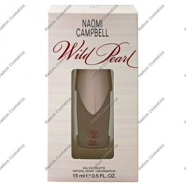 Naomi campbell wild pearl women woda toaletowa 15 ml spray