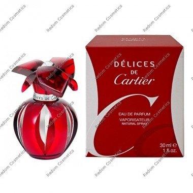 Cartier deloces de cartier women woda perfumowana 30 ml spray