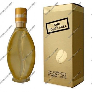 Cafe gold woda toaletowa 50 ml spray