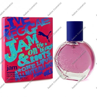 Puma jam women woda toaletowa 20 ml spray