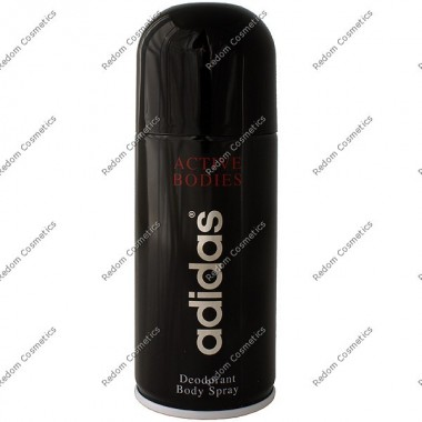 Adidas active bodies dezodorant 150 ml spray