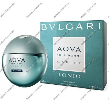 Bulgari aqua marine toniq pour homme woda toaletowa 50 ml spray