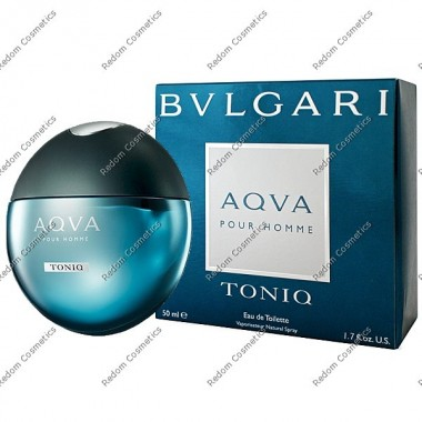 Bulgari aqua toniq pour homme woda toaletowa 50 ml spray