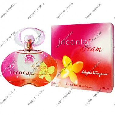 Salvatore ferragamo incanto dream woda toaletowa 100 ml spray