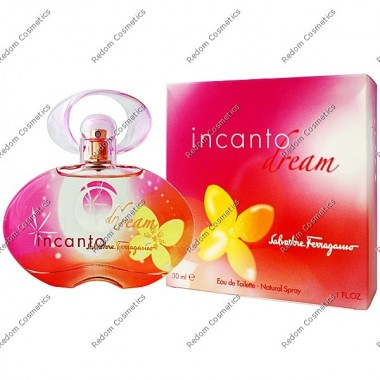Salvatore ferragamo incanto dream woda toaletowa 30 ml spray