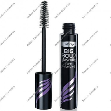 Isadora tusz big bold mascara 10 black 14 ml