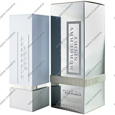 Burberry sport ice women woda toaletowa 75 ml spray