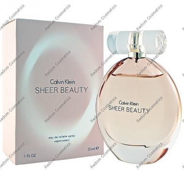 Calvin klein sheer beauty woda toaletowa 30 ml spray