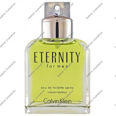 Calvin klein eternity men woda toaletowa 100 ml spray bez opakowania