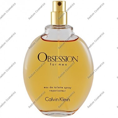 Calvin klein obsession men woda toaletowa 125 ml spray bez opakowania