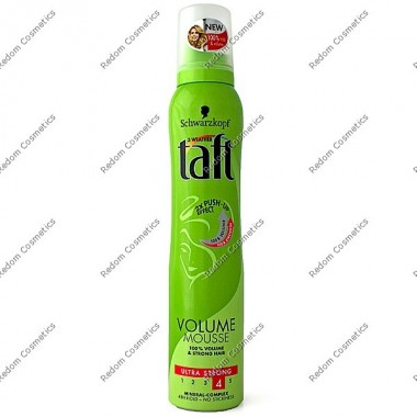 Taft pianka do wŁosÓw volume ultra strong 200 ml
