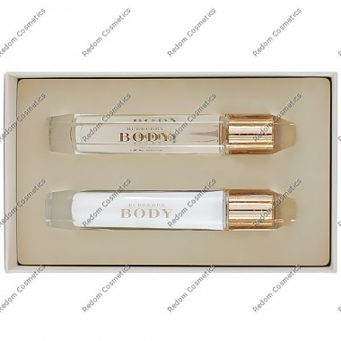 Burberry body woda perfumowana 85 ml spray + balsam do ciaÂŁa 85 ml