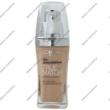 Loreal true match make-up nr c1 rose ivory 30 ml
