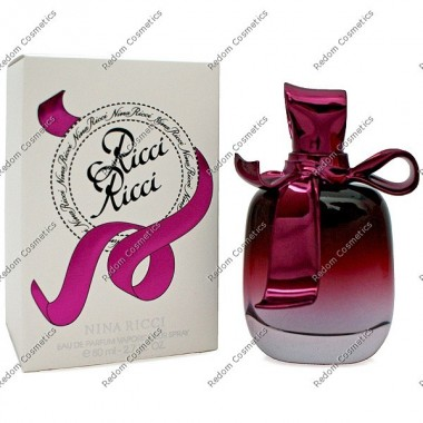 Nina ricci ricci women woda perfumowana 50 ml spray