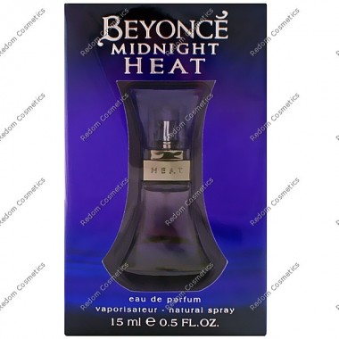Beyonce midnight heat woda perfumowana 15 ml spray