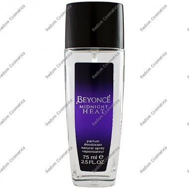Beyonce midnight heat dezodorant 75 ml atomizer