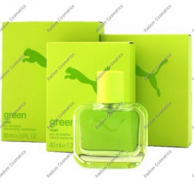 Puma green men woda toaletowa 40 ml spray