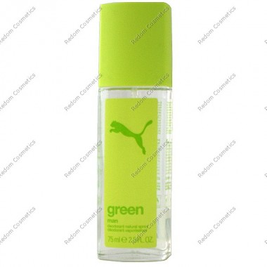 Puma green men dezodorant 75 ml atomizer