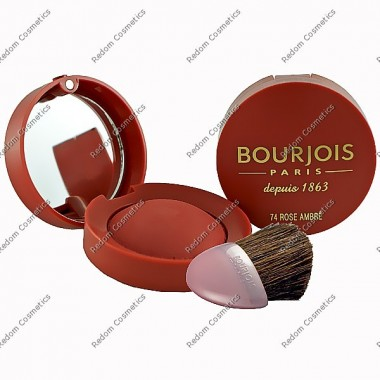 Bourjois blush rÓŻ 74 rose ambre